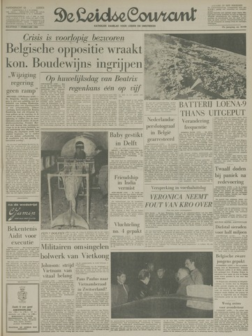 Leidse Courant 1966-02-07