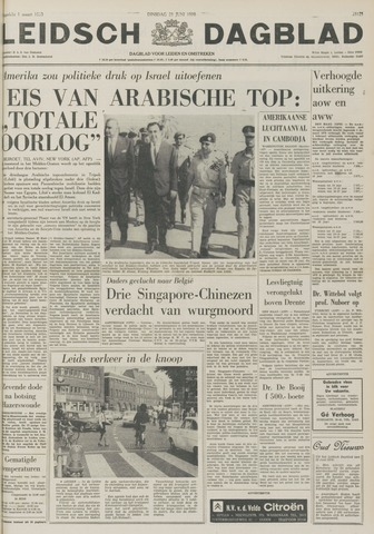Leidsch Dagblad 1970-06-23