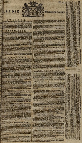 Leydse Courant 1777-12-24