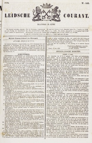 Leydse Courant 1876-06-19