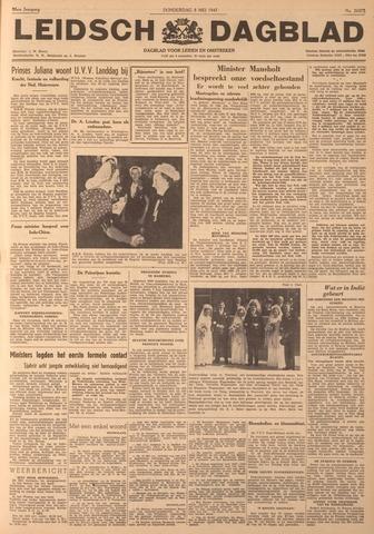 Leidsch Dagblad 1947-05-08