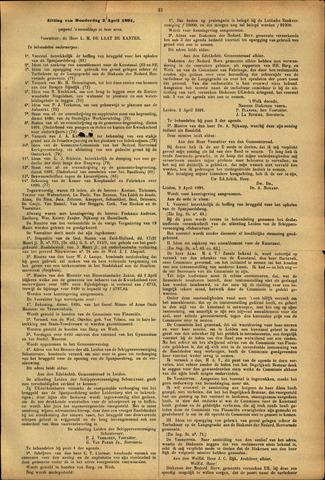 Handelingen van de Raad 1891-04-02