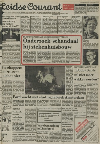 Leidse Courant 1981-04-29