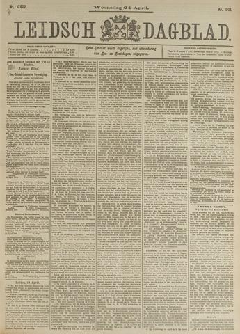 Leidsch Dagblad 1901-04-24