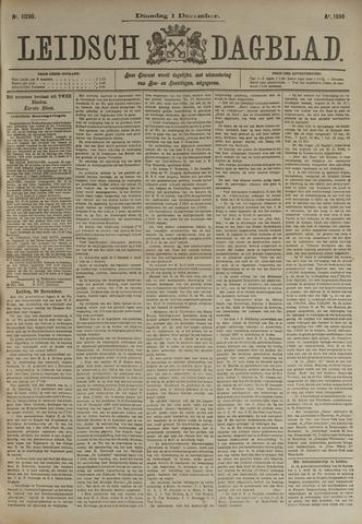 Leidsch Dagblad 1896-12-01