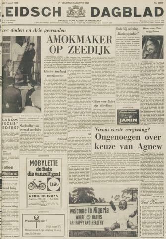 Leidsch Dagblad 1968-08-09