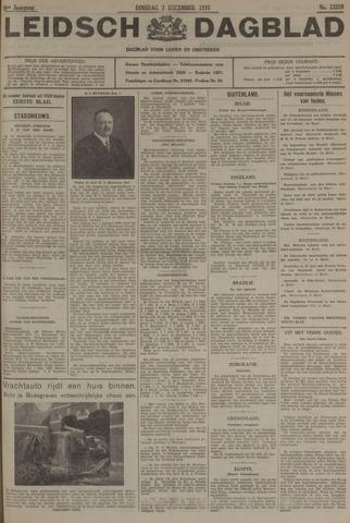 Leidsch Dagblad 1935-12-03