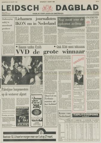 Leidsch Dagblad 1982-03-25