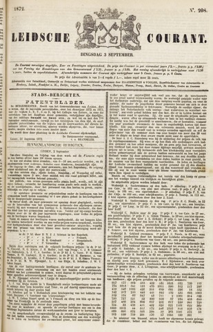 Leydse Courant 1872-09-03