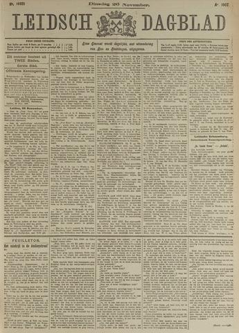 Leidsch Dagblad 1907-11-26