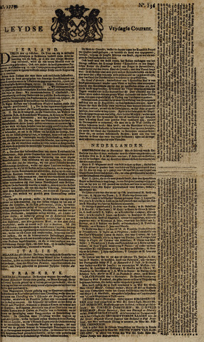 Leydse Courant 1779-11-12