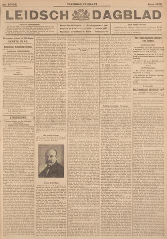 Leidsch Dagblad 1926-03-27