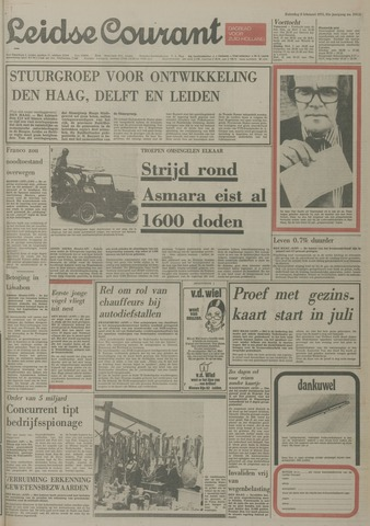 Leidse Courant 1975-02-08