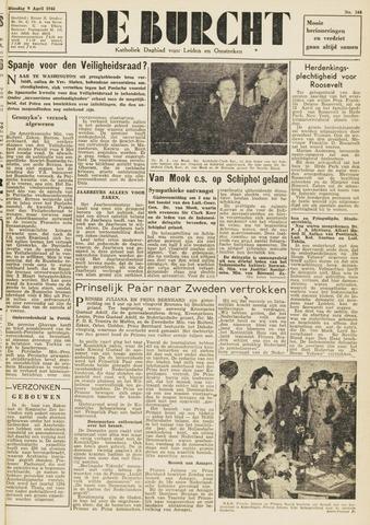 De Burcht 1946-04-09