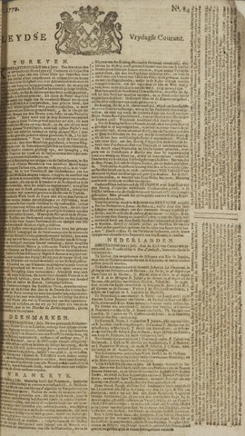 Leydse Courant 1770-07-13