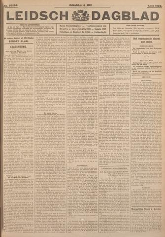Leidsch Dagblad 1926-05-04