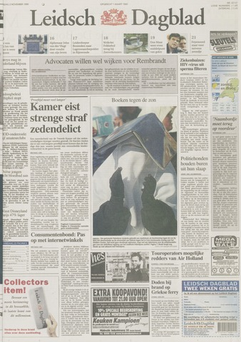 Leidsch Dagblad 1999-11-02
