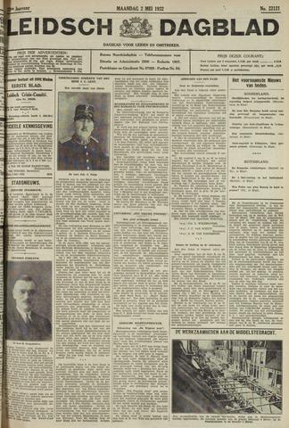 Leidsch Dagblad 1932-05-02
