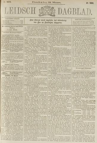 Leidsch Dagblad 1892-03-31
