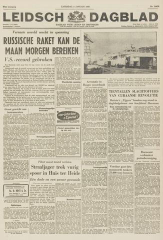 Leidsch Dagblad 1959-01-03