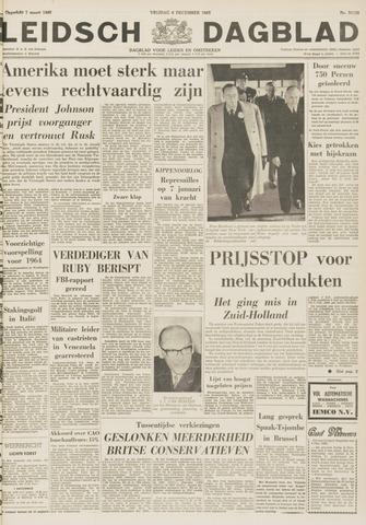 Leidsch Dagblad 1963-12-06