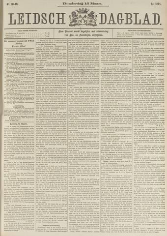 Leidsch Dagblad 1894-03-15