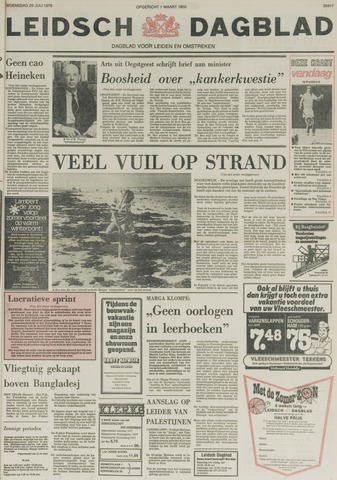 Leidsch Dagblad 1979-07-25