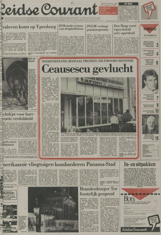 Leidse Courant 1989-12-22