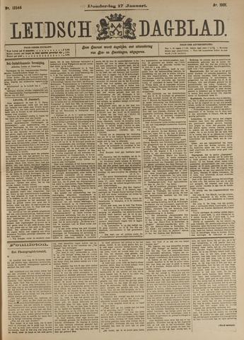 Leidsch Dagblad 1901-01-17