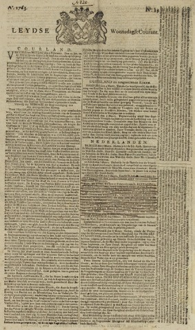 Leydse Courant 1763-03-09