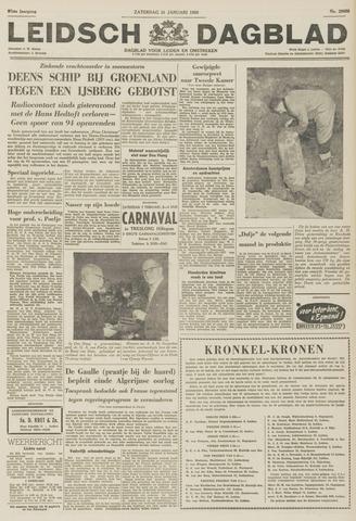 Leidsch Dagblad 1959-01-31