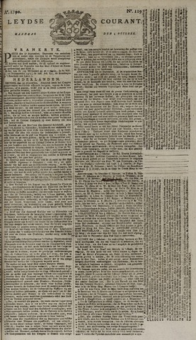 Leydse Courant 1790-10-04