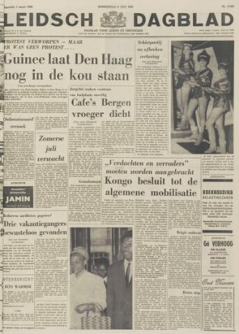 Leidsch Dagblad 1967-07-06