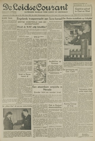 Leidse Courant 1951-10-23