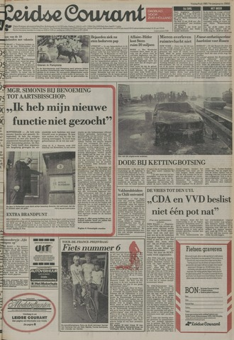 Leidse Courant 1983-07-08