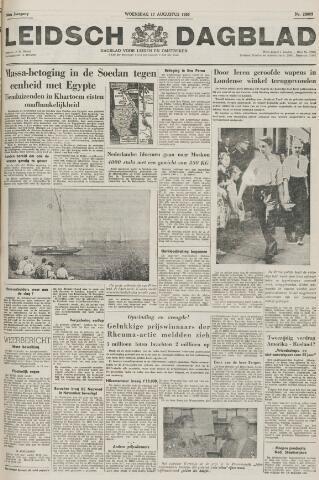 Leidsch Dagblad 1955-08-17
