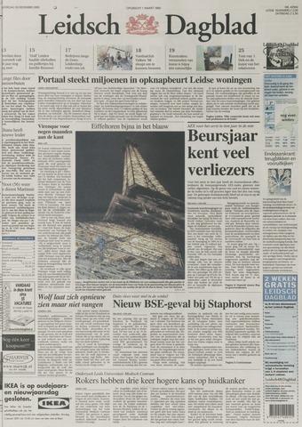 Leidsch Dagblad 2000-12-30