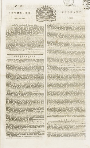 Leydse Courant 1841-05-05