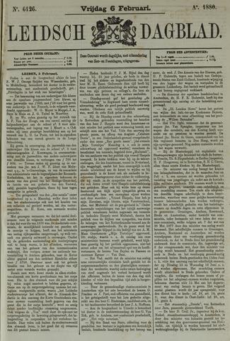 Leidsch Dagblad 1880-02-06