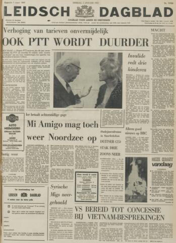Leidsch Dagblad 1973