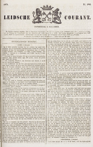 Leydse Courant 1875-12-02