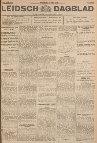 Leidsch Dagblad 1928-05-30
