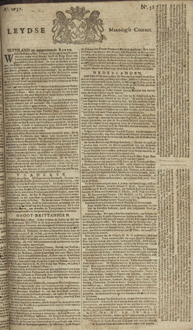 Leydse Courant 1757-05-16