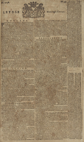 Leydse Courant 1758-04-03
