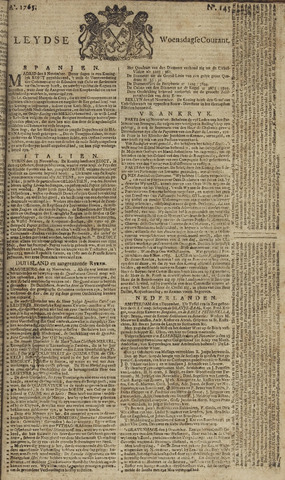 Leydse Courant 1765-12-04