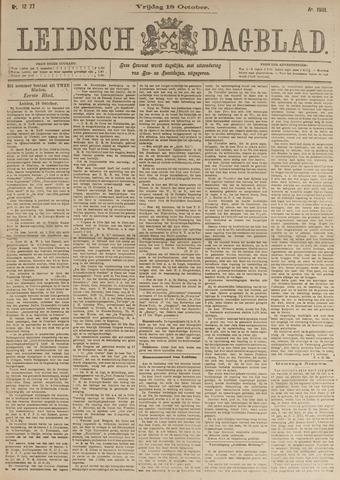 Leidsch Dagblad 1901-10-18