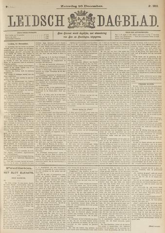 Leidsch Dagblad 1893-12-16