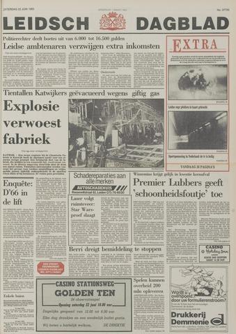 Leidsch Dagblad 1985-06-22