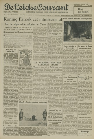 Leidse Courant 1952-01-28