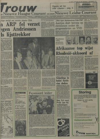 Nieuwe Leidsche Courant 1976-09-27